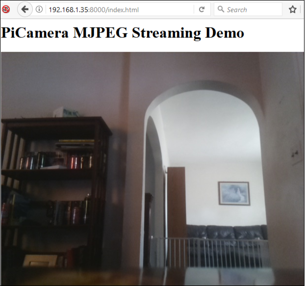 PiCamera Zero 4