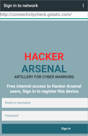 Hacker Arsenal WiNX Wi-Fi Attack Defense Platform Usage