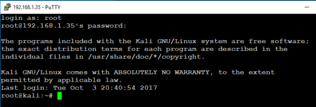 Kali Linux Pi Zero 5