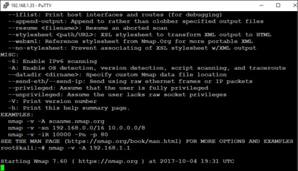 Kali Linux Pi Zero 6